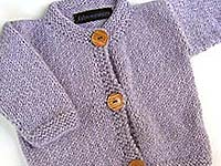Childrens Cardigan Sweater