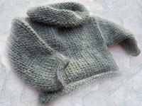 mohair childrens sweater
